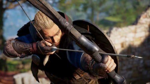 Assassin's Creed Valhalla já tem suporte ao DualSense no PC