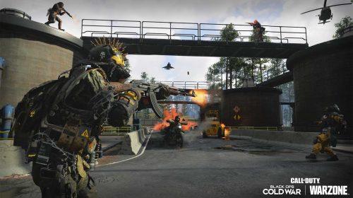 Call of Duty: Warzone recebe o maior rebalanceamento de armas de sua história