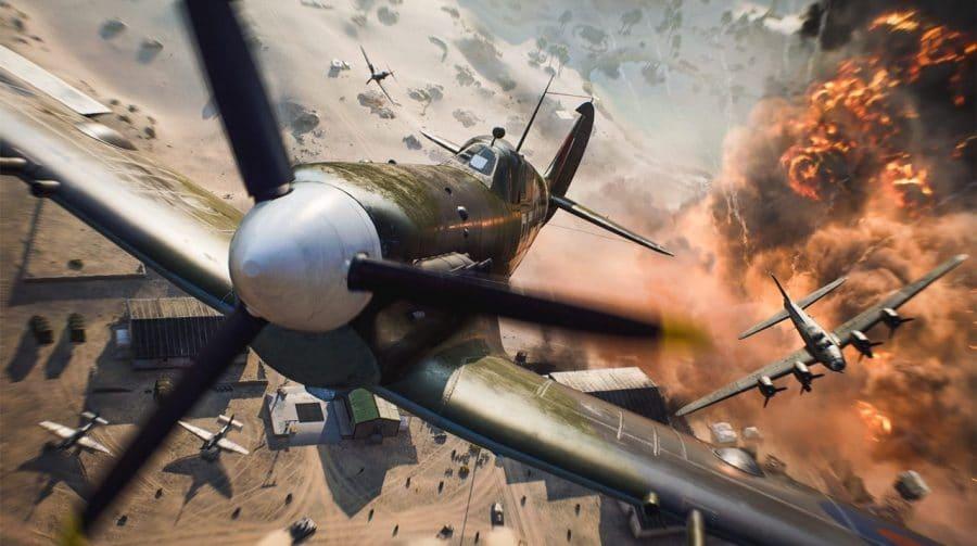 EA confirma beta aberto de Battlefield 2042 para setembro