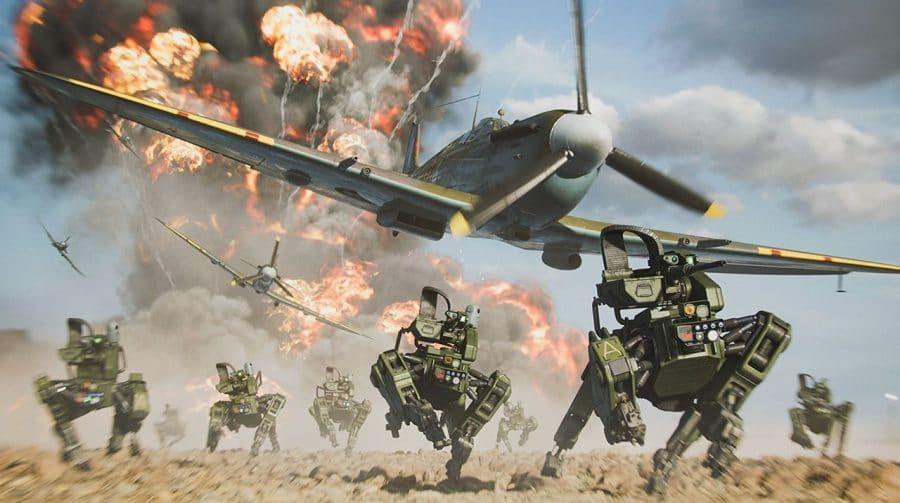 Battlefield 2042 não terá partidas ranqueadas ou de eSports no lançamento