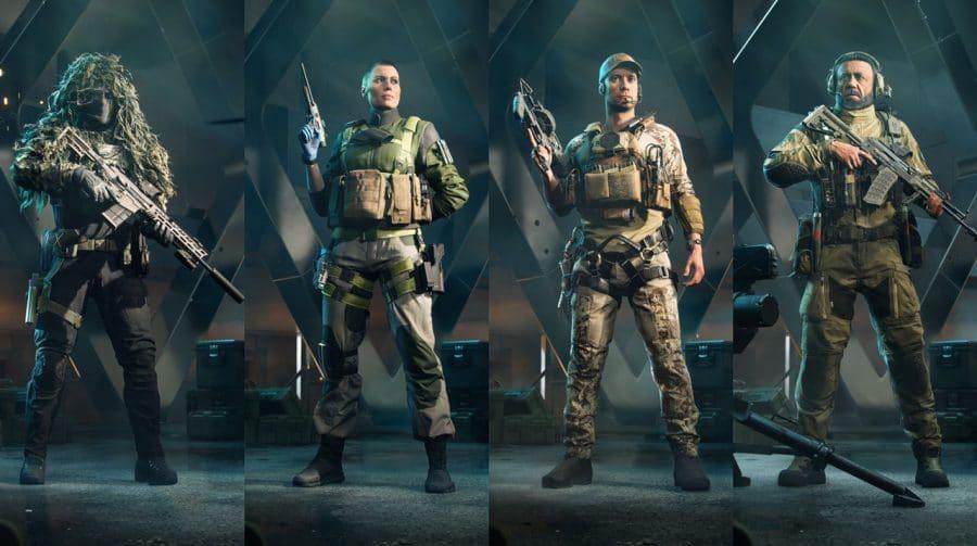 Alpha de Battlefield 2042 de PS5 já está no servidor da PSN