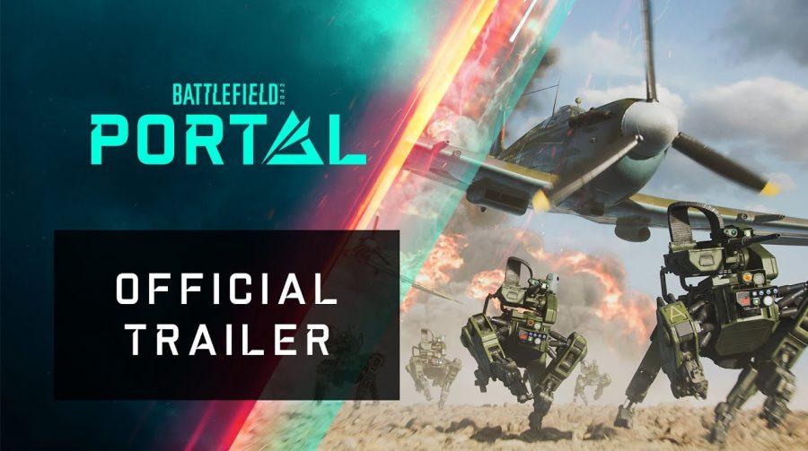 [EA Play] Com Battlefield 2042 Portal, DICE quer revolucionar a franquia