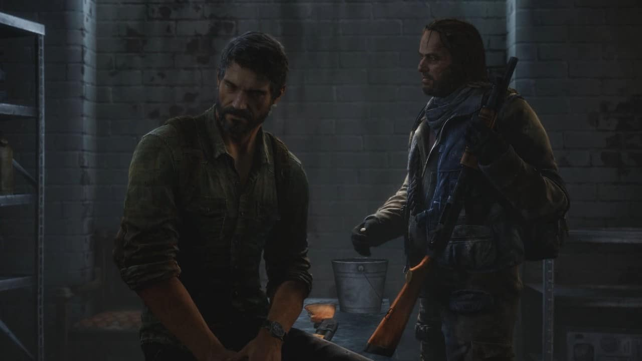 Bill - personagens de The Last of Us