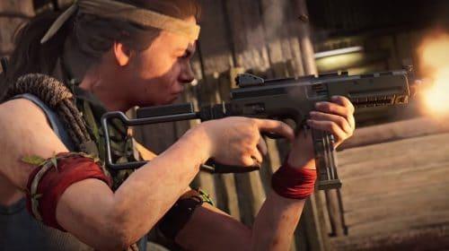 Jogadores de Black Ops Cold War pedem nerf da SMG LC10