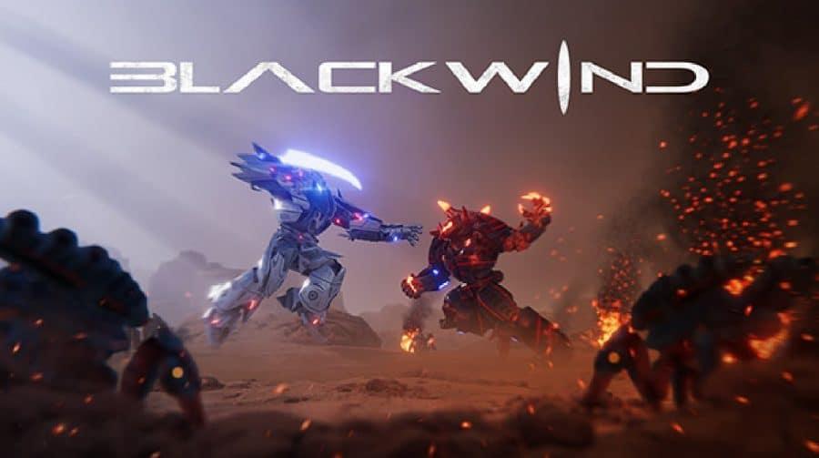 Blackwind, jogo de plataforma, chegará no final de 2021 ao PS5 e ao PS4