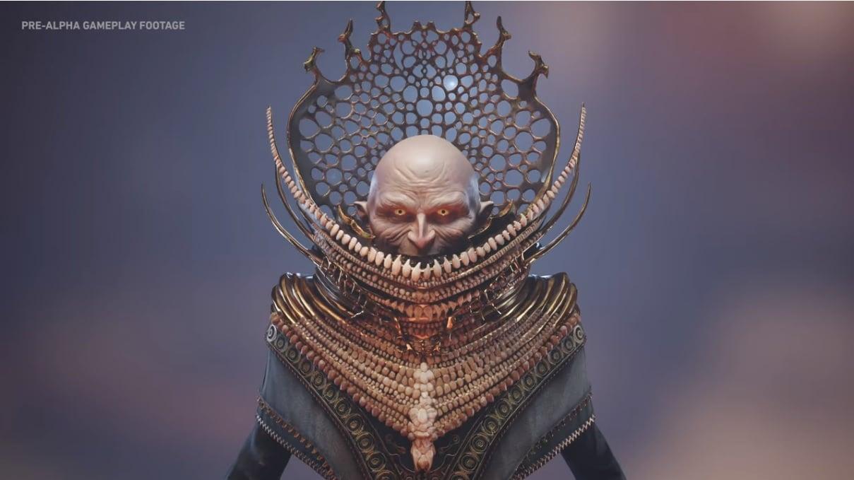 Imagem do Boca de Sauron em The Lord of the Rings: Gollum