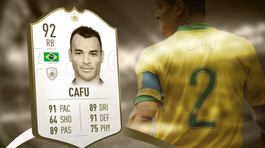 Supostos novos ídolos de FIFA 22 aparecem; Cafu, Casillas, Rooney e Van Persie são especulados