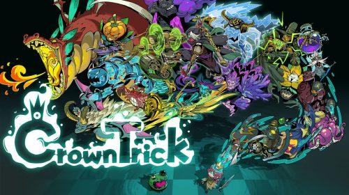 Mais um roguelike: Crown Trick chega ao PlayStation 4 em agosto