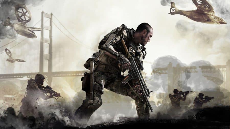 Call of Duty 2022 pode ter campanha single-player e modo coop