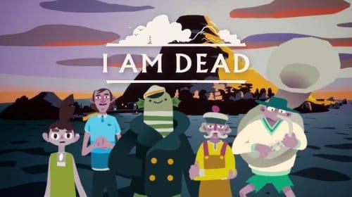 I Am Dead, uma aventura póstuma, chega ao PS4 e ao PS5 no dia 9 de agosto