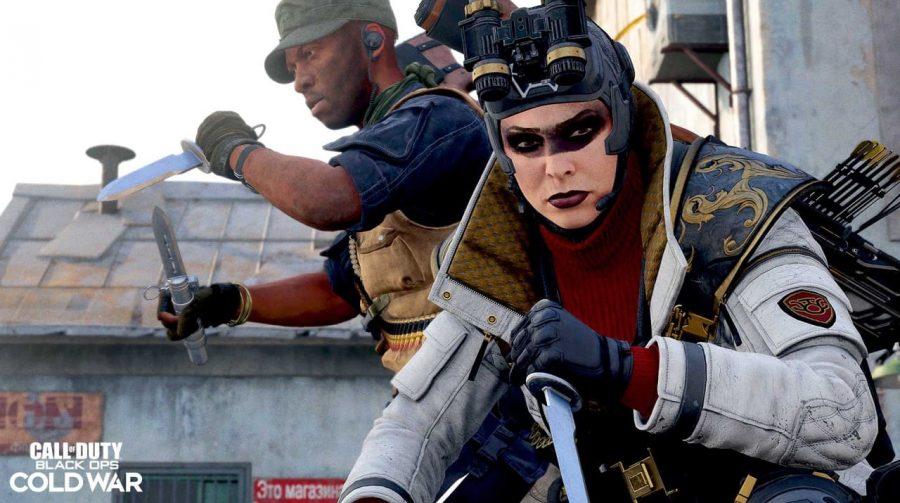 Jogadores de CoD: Black Ops Cold War estão frustrados com o combate corpo a corpo