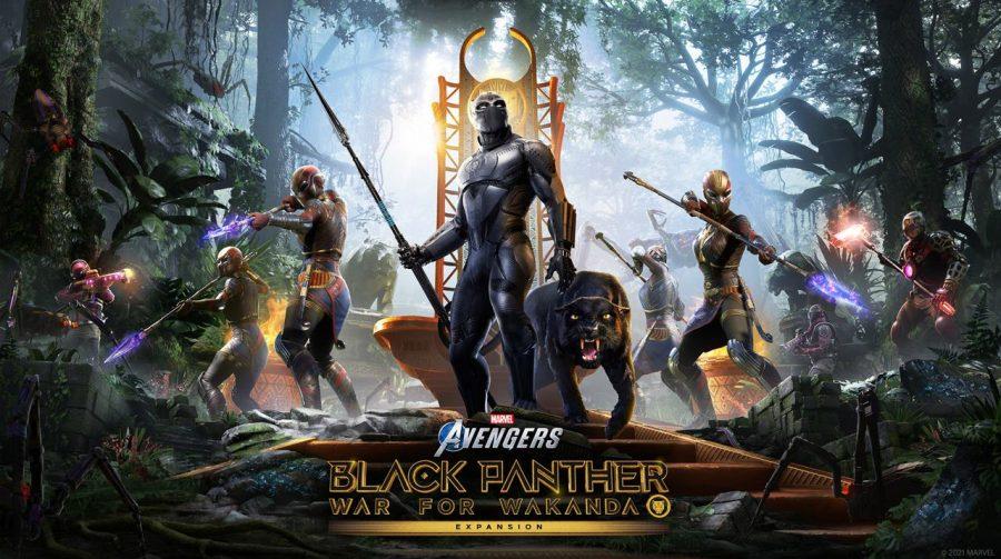Yibambe! DLC do Pantera Negra chega no dia 17 de agosto ao Marvel's Avengers
