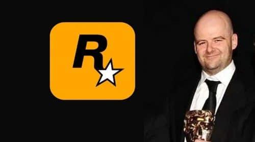 Dan Houser, co-fundador da Rockstar Games, abre novo estúdio no Reino Unido