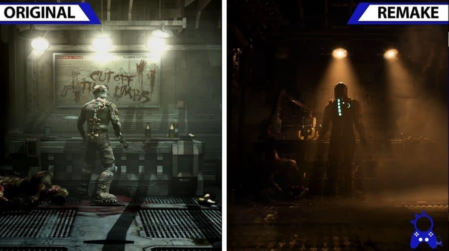 Dead Space: vídeo compara game original com o remake; veja as diferenças