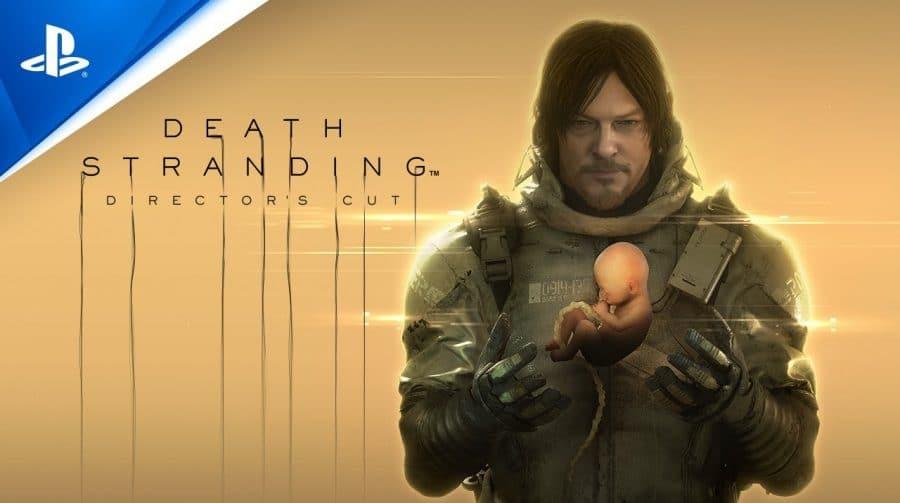 Death Stranding Director's Cut entra em pré-venda na PS Store por R$ 250