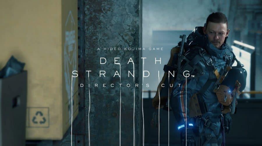 Death Stranding Director's Cut chega no dia 24 de setembro ao PS5