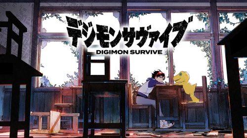 Digimon Survive é adiado para o segundo semestre de 2022