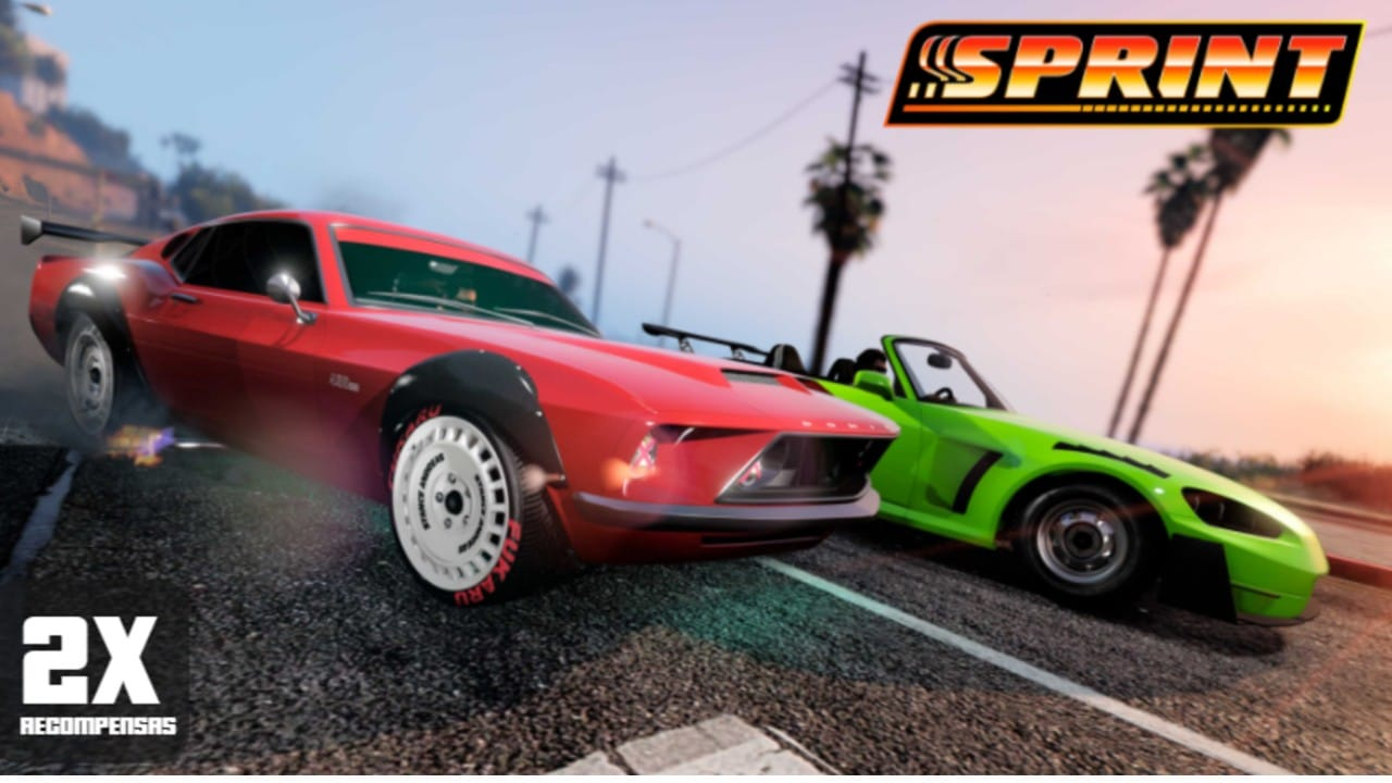 Disparadas em GTA Online