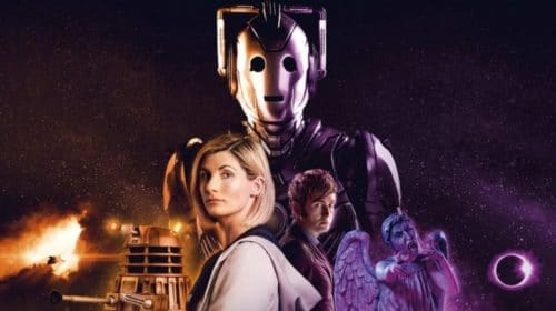 Doctor Who: The Edge of Reality chega no dia 30 de setembro para PS5 e PS4
