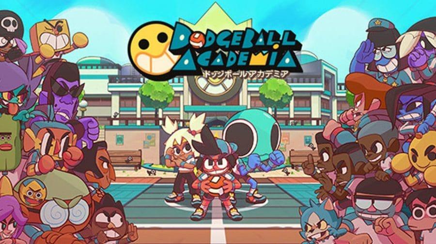 Dodgeball Academia, mistura de queimada e RPG, chega em agosto ao PS4