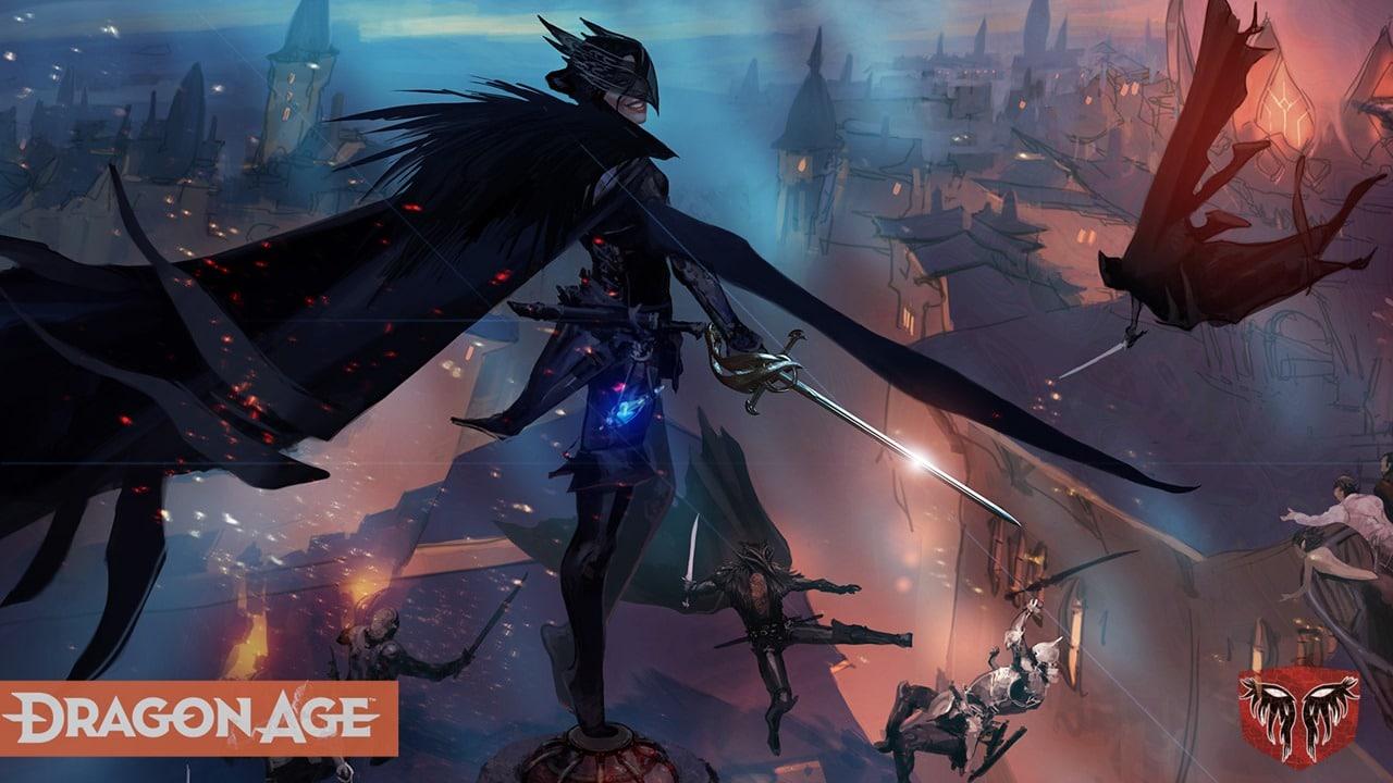 Arte conceitual de Dragon Age 4.