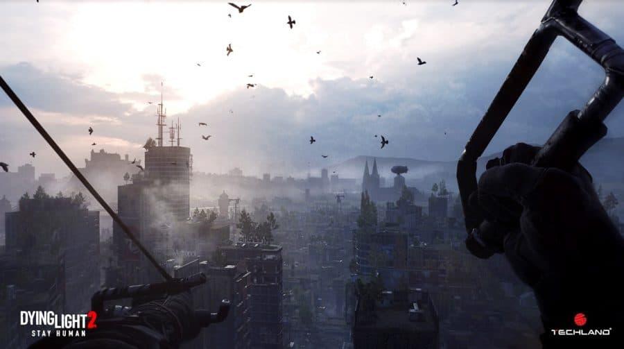 A Cidade de Dying Light 2 será moldada pelas escolhas dos jogadores