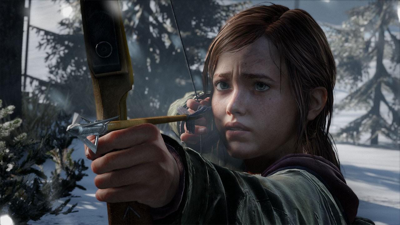 Ellie - Personagem de The Last of Us