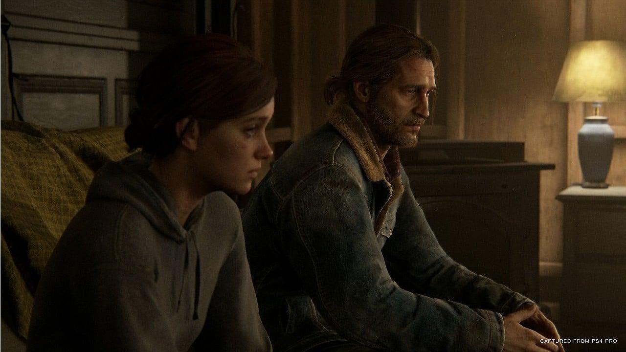Ellie e Tommy - Personagens de The Last of Us Parte II