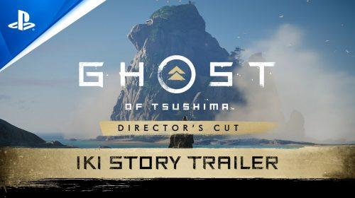 Sucker Punch divulga trailer de história da expansão Ilha Iki de Ghost of Tsushima