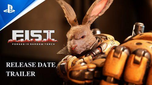 F.I.S.T.: Forged In Shadow Torch chega em setembro ao PS4 e ao PS5