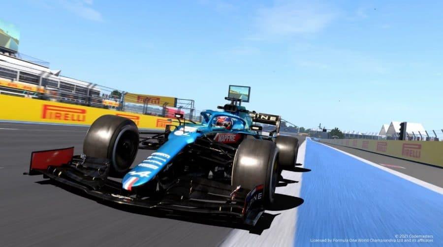 Atualização de F1 2021 remove o ray tracing no PlayStation 5