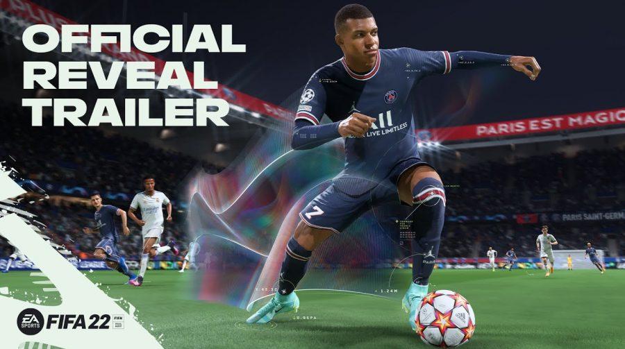 Estrela do PSG, Mbappé será a capa de FIFA 22; revelação do jogo ocorre no domingo (11)