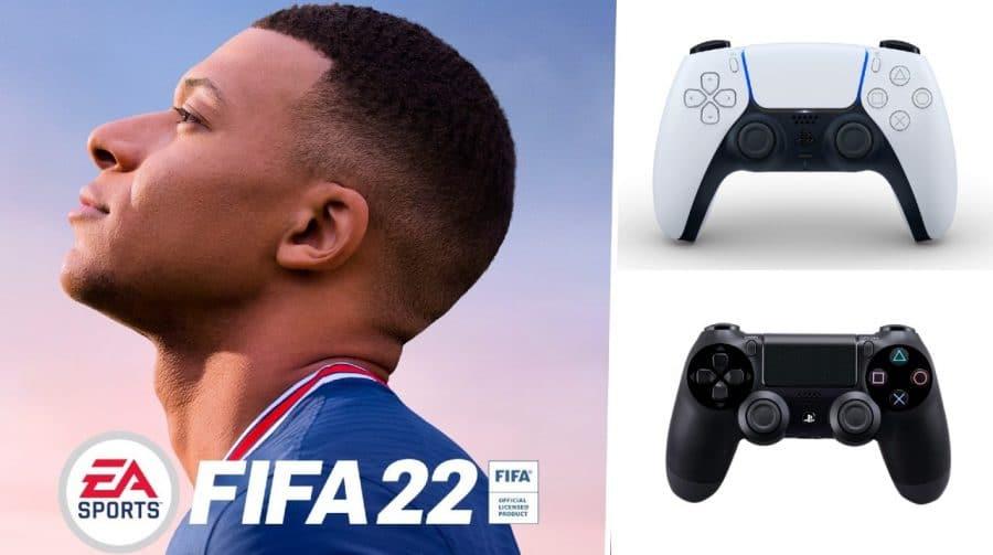 FIFA 22 não conta com upgrade gratuito na versão