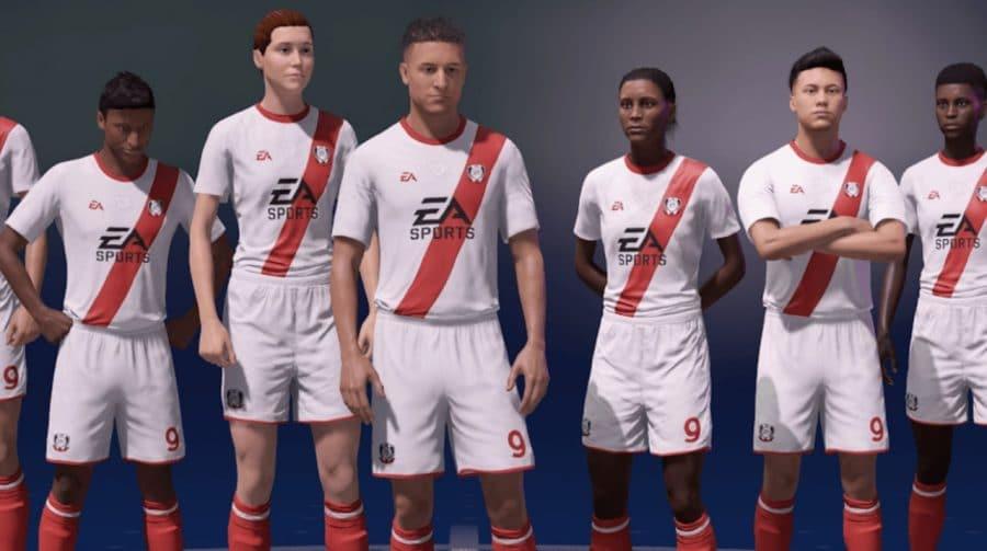 Modo Carreira de FIFA 22 terá criação de clubes; Novidades sobre o Pro Clubs
