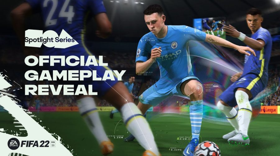 Electronic Arts mostra primeiro gameplay do FIFA 22