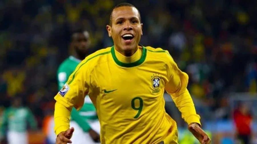 Luís Fabiano, ex-atacante da seleção brasileira, pode ser ICON do FIFA 22