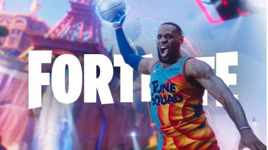 LeBron James pode chegar ao Fortnite na próxima atualização