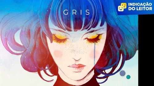 Leitor Indica: Gris, uma expressão artística em forma de videogame