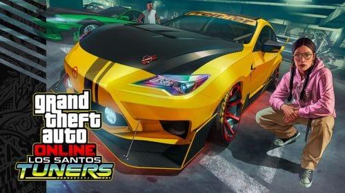 No melhor estilo Need for Speed, GTA Online terá update com carros tunados em julho