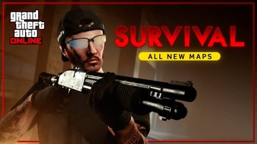 GTA Online recebe sete novos mapas de Sobrevivência, com garantia de GTA$100.000