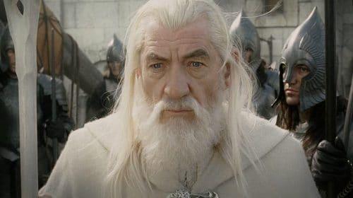 Imagens mostram Gandalf e outros personagens famosos em The Lord of the Rings: Gollum