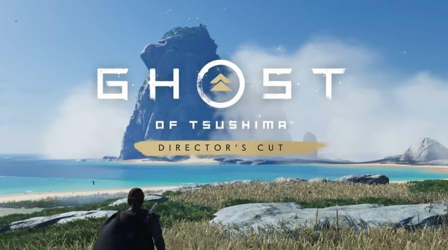 Upgrade para Ghost of Tsushima Director's Cut de PS4 entra em pré-venda por R$ 104,90