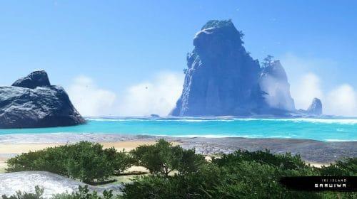 Sony divulga novas imagens da ilha de Iki, de Ghost of Tsushima: Director's Cut