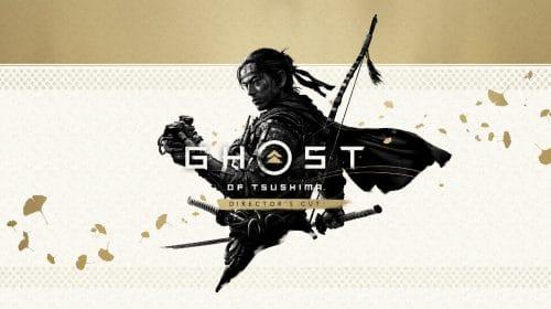 Começa pré-venda da edição física de Ghost of Tsushima: Versão do Diretor