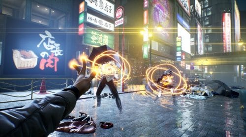 GhostWire: Tokyo, game de Shinji Mikami, é adiado para início de 2022