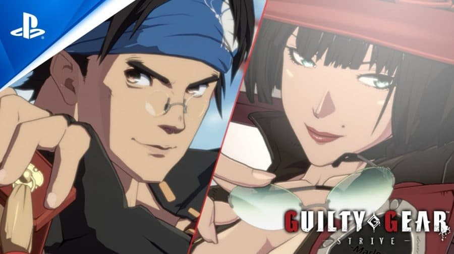 Crossplay de Guilty Gear Strive está em produção, diz Arc System Works