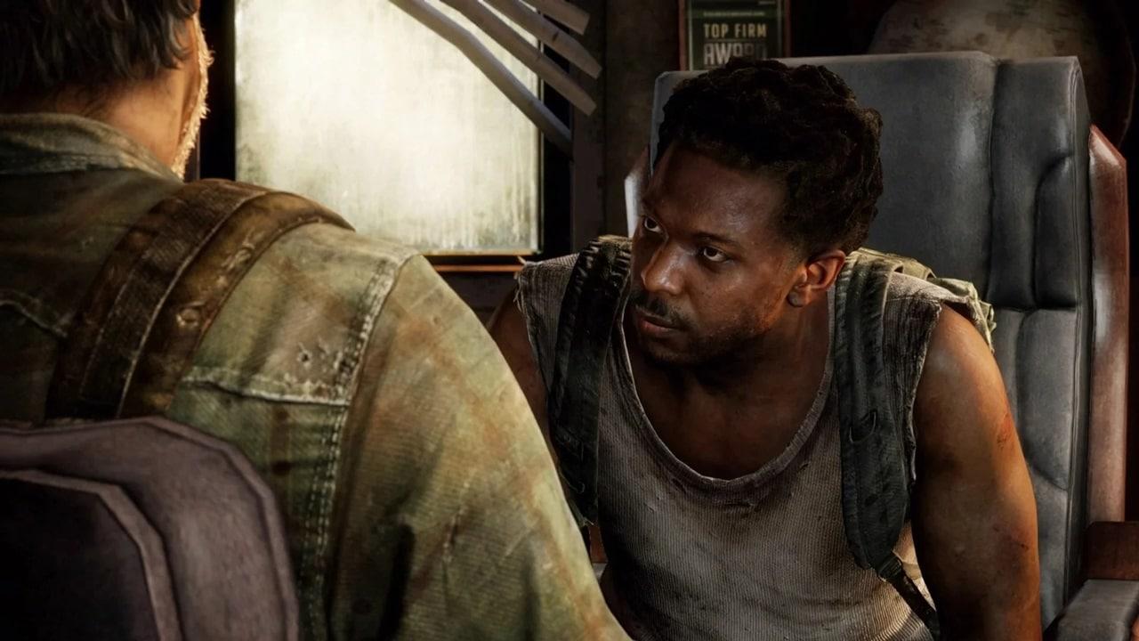 Ator de Marvel's Spider-Man interpretando Henry de The Last of Us?