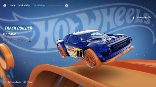 Trailer de Hot Wheels Unleashed mostra como funcionará a montagem das pistas