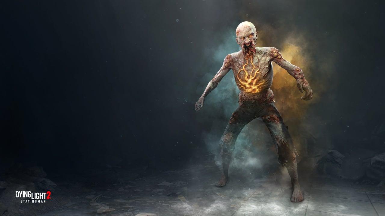 Imagem de um monstro em Dying Light 2