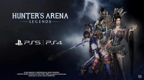 Hunter's Arena: Legends virá no PS Plus de agosto